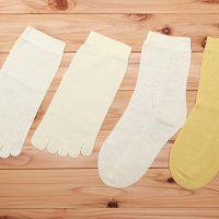 正活絹 冷えとり靴下 基本ウール4足セット 14色 <br>&yen;3,726 (税込) ~